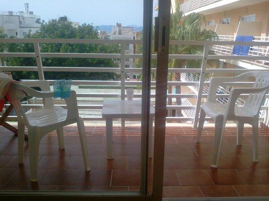 Palma Bay Club Resort: Varanda de Quarto Edifício Acapulco