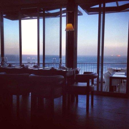 Restaurante BG bar: Sea view