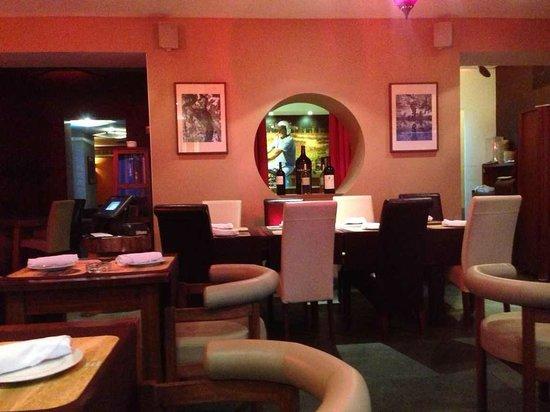 Restaurante BG bar: Interior