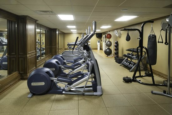 President Abraham Lincoln Springfield - a DoubleTree by Hilton Hotel: Fitness Center