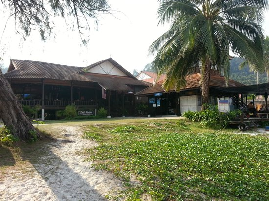 Coral Redang Island Resort: il resort