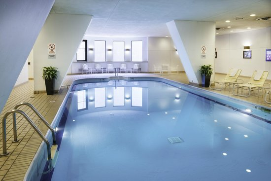 President Abraham Lincoln Springfield - a DoubleTree by Hilton Hotel: Indoor Swimming Pool