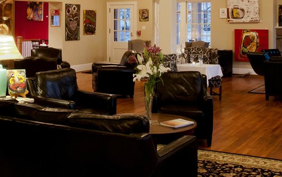 Monte Vista Hotel: Lobby / Lounge area