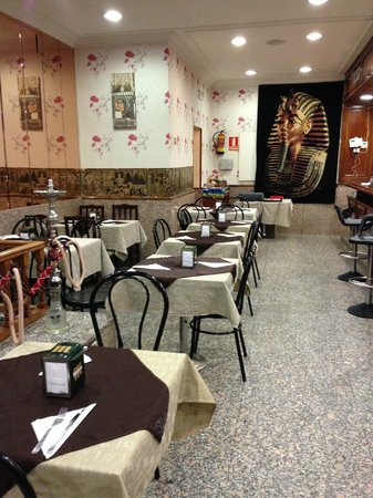 Restaurante Express Egypcio