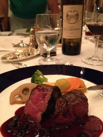Le Trianon : perfect meat