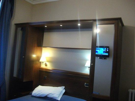 Montecarlo Hotel: dessus du lit