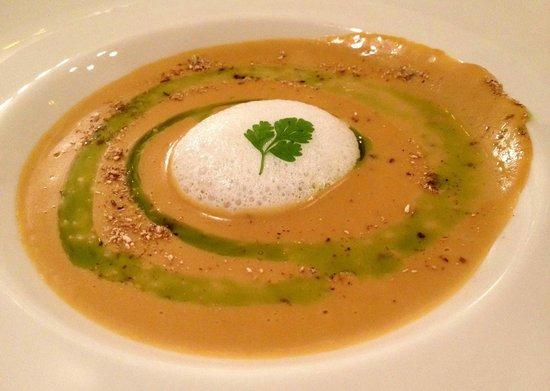 Goldie : 4 Chanterelle Soup