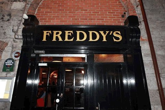 Freddy's Bistro: front view ks H