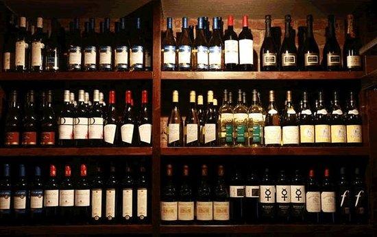 Freddy's Bistro: wine ks 123