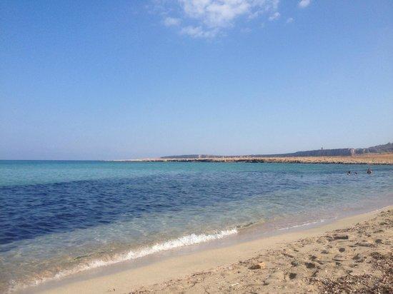 Spiaggia di Macari: spiaggia S. Margherita