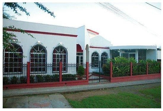 Hotel Executive Managua : Entrada Hotel