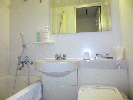 Kanazawa Manten Hotel: 浴室