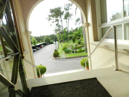 Hotel Spa Atlántico: Entrada
