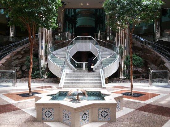 Jeddah Hilton Hotel: Hotel Interior
