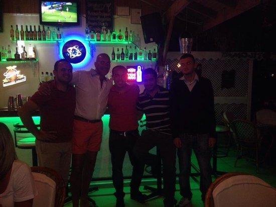 Mojito Bar Oludeniz: Mojito Team