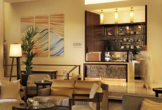 Atrium Lobby Lounge - Amwaj Rotana
