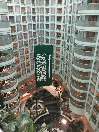 Jeddah Hilton Hotel : Hotel Interior
