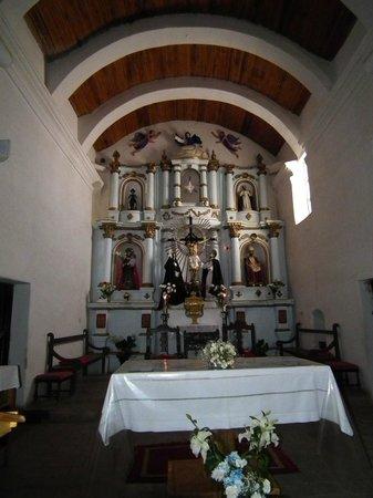 Iglesia de San Jose: Altar