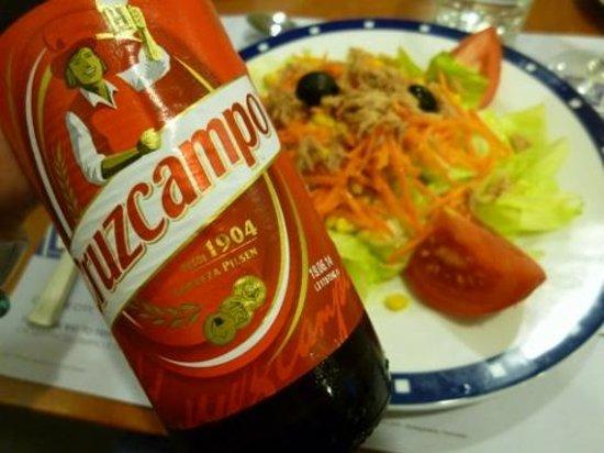 Tryp Valencia Almussafes Hotel: 夕食