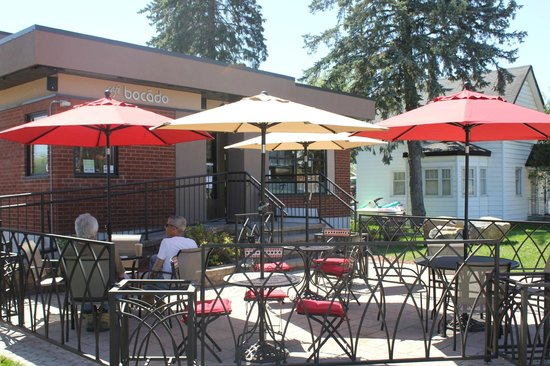 Cafe Bocado: We are a warm and inviting café-bistro located in the heart of Rockland, Ontario