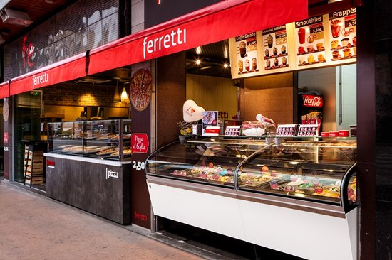 ‪Ferretti Italian Smart Food‬