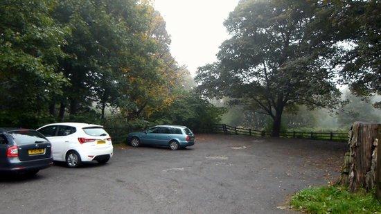 Chevin Forest Park: Lower Car Park