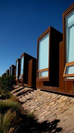 Tierra Atacama Hotel & Spa: VISTA EXTERNA DOS APTOS