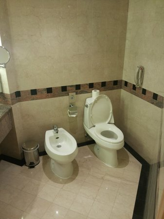 Jeddah Hilton: Bathroom 2