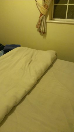 Lyndon Guest House: Bed