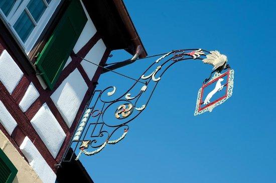 Hotel zum weyßen Rößle: So blau ist der Himmel im Schwarzwald