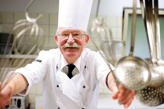 Hotel zum weyßen Rößle: Was darf ich für Sie kochen?