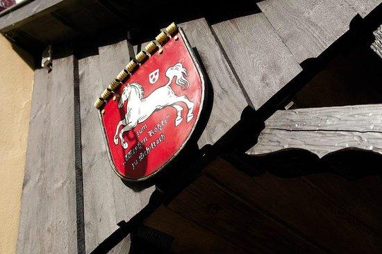 Hotel zum Weyssen Roessle: Tradition seit Jahrhunderten