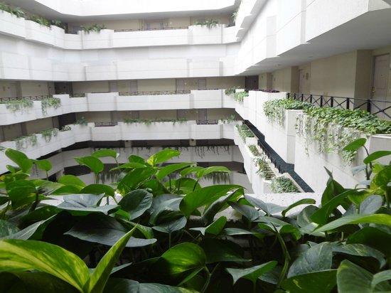 HS HOTSSON Hotel Leon: piano in cui era situata la camera
