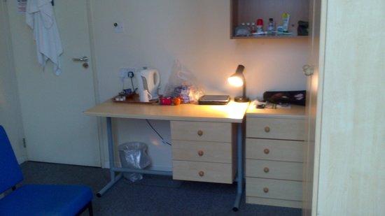 LSE Bankside House: Escritorio Habitación individual