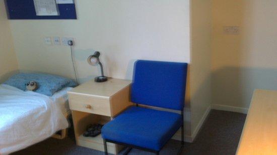 LSE Bankside House: mesilla habitacion individual con baño compartido +1 habitacion