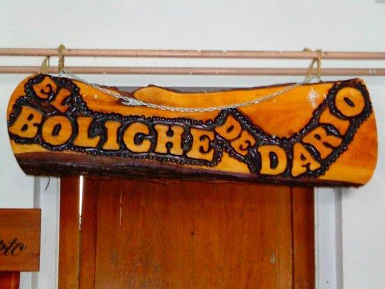 El Boliche de Dario: CARTEL DE LA PARRILLA