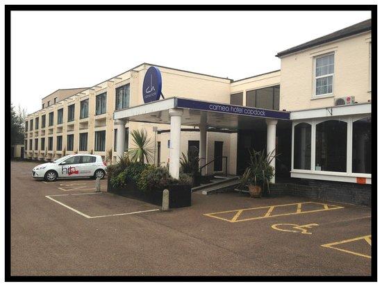 Ipswich Hotel: cameo Hotel