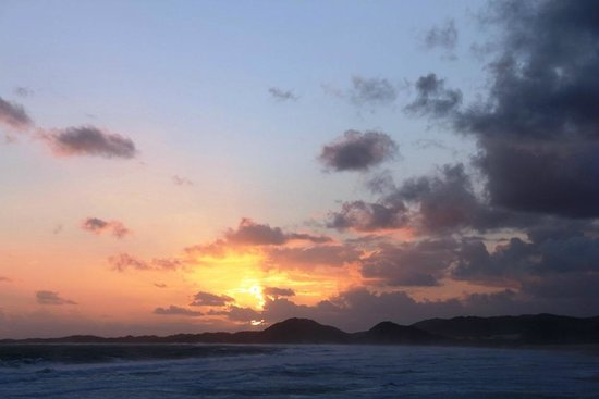 Oyster Bay Beach Lodge: Another Breathtaking sunset