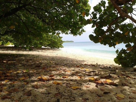 La Kallina: plage
