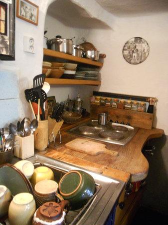 Hostel Skippy : kitchen