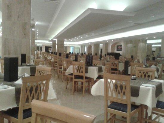 Soreda Hotel: The all new dining hall