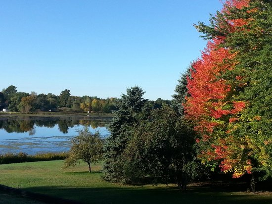 Riverview Bed and Breakfast: Falls Colors