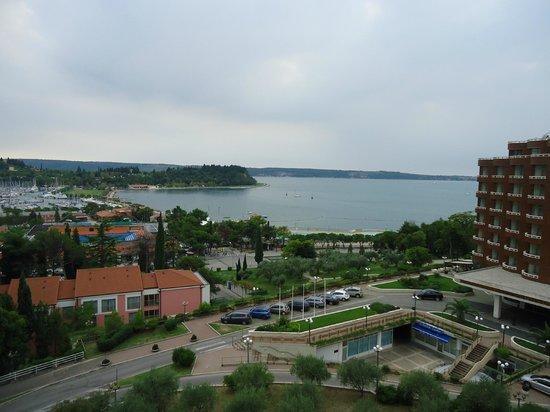 Remisens Premium Roza, Annexe: Aussicht vom Balkon