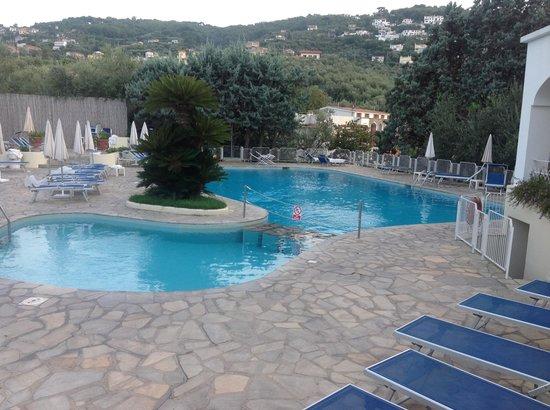 Swimming Pool Bild Fr N Grand Hotel Aminta Sorrento Tripadvisor