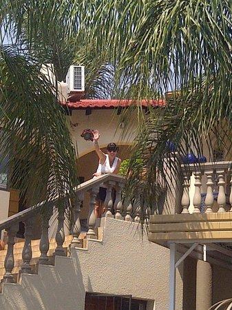 Ponciana Superior Guesthouse: Yollande