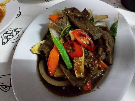 Yin Yang: Produits frais et plats excellents