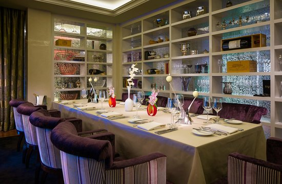 The Grill Room Private Dining