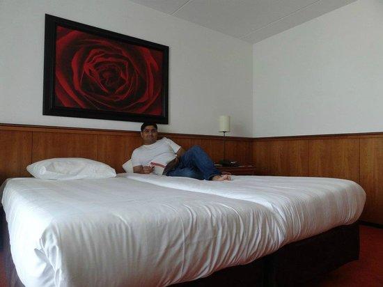Van der Valk Hotel Schiphol: At the room