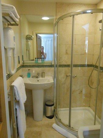Ethos Hotel Oxford: Bathroom - super nice