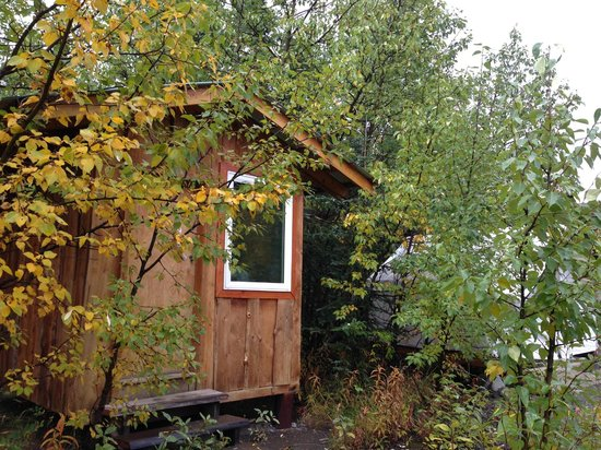 Denali Mountain Morning Hostel and Cabins: Our cabin